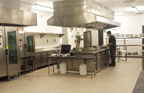 Reparaci n cocinas industriales - Cocinas industriales segunda mano barcelona ...
